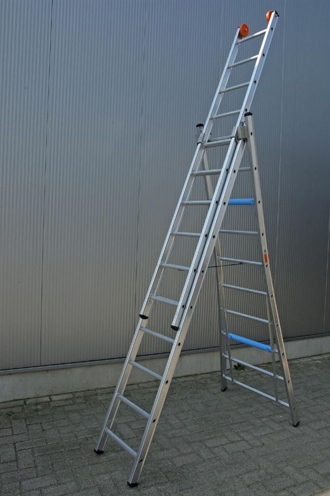 Fabulous Ladders Reformladders 3 delig - Ladder VGS 3x12 SQ12