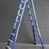 Telescopische vouwladder 4x5 Big One