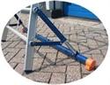 Ladderstabilisatie laddergrip