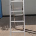 Ladder voor in huis 2 x 6 Alumexx