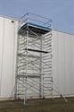 Universele rolsteiger 8 meter werkhoogte