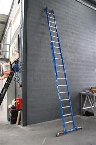 XD Ladder 2x8 recht met stabilisatiebalk